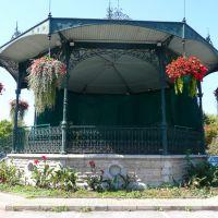 Bayonne - Le kiosque de la place Charles de Gaulle, Байонна