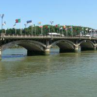 Bayonne - Pont St Esprit sur lAdour (Pyrénées-Atlantiques), Байонна