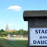 Môssieur Jean Dauger !, Байонна