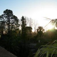 Les jardins de la promenade des remparts, Байонна