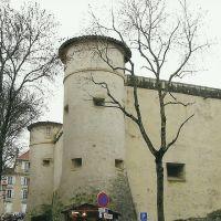 Castillo de Bayona donde estuvo recluido Carlos IV por Napoleón. Francia., Байонна
