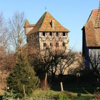 Ungersheim - Ecomusée, Колмар