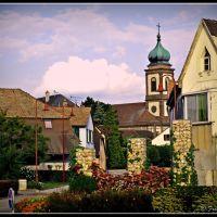 BOLLWILLER -La route des vins -  Alsace-France-- (by FranciscoGC), Колмар