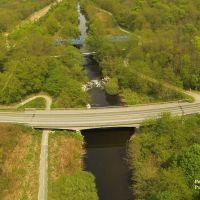 Pont sur Thur D 429, Мулхаузен
