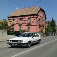 Maison à Feldkirch, Мулхаузен