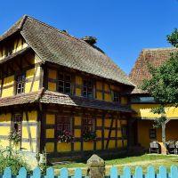 Écomusée d'Alsace, Ungersheim (Mairie), Мулхаузен