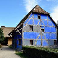 Écomusée d'Alsace, Ungersheim (Maison de Schlierbach von 1529) II, Мулхаузен
