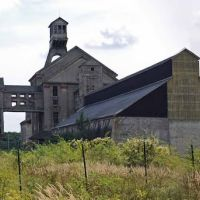 Mines de potasse dAlsace. Pulversheim., Мулхаузен