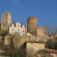 Château de Châtillon-DAzergues, Вениссо
