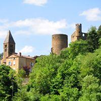 Le vieux château dAlix, Виллеурбанн