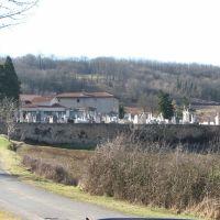le cimetière dAmancey, Виллеурбанн