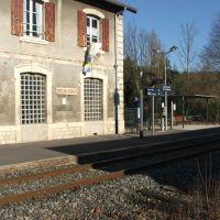 la gare, Виллеурбанн