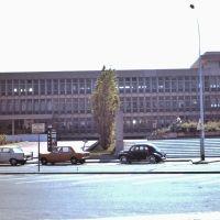 Bondy (93) 6 juin 1973. lHôtel de ville. (Diapositive numérisée)., Бонди