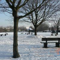Parc de la mare à la veuve janvier 2009, Бонди