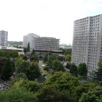 Mairie de bobigny, Дранси