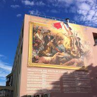 À larrière de la mairie de Drancy, Дранси
