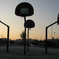 Drancy : basket-ball ground, Дранси