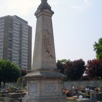 93-Drancy monument aux morts de 1870, Дранси