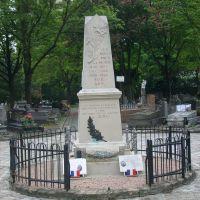 93-Bobigny monument aux morts, Дранси