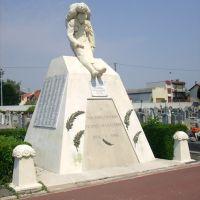 93-Drancy monument aux morts, Дранси