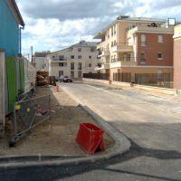 Blanc-Mesnil nouvelle rue, Ла-Курнье