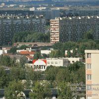 Bondy habitat Quartier nord, Ла-Курнье