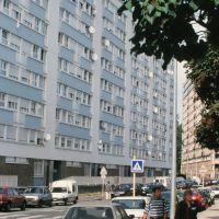 Immeuble rue jean Moulin: bondy habitat, Ла-Курнье