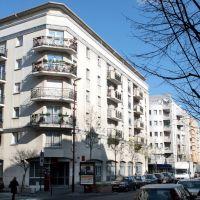 Immeuble rue polissard, Ла-Курнье