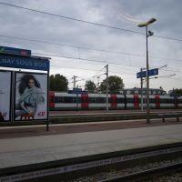 RER B - Gare dAulnay sous bois SNCF, Ла-Курнье