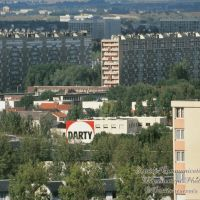 Bondy habitat Quartier nord, Ле-Бланк-Меснил