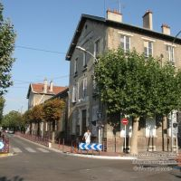 Groupe scolaire Mainguy/Guehenno, Ле-Бланк-Меснил