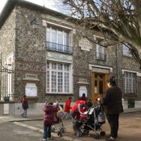 Ecole élémentaire Jules Ferry, Монтреуил