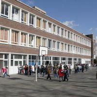 Ecole Noue Caillet élémentaire, Монтреуил