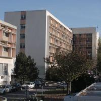 Hopital Jean Verdier, Монтреуил