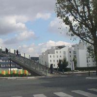 20031108 Saint Denis, Обервилье