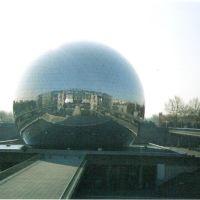 globe, Обервилье