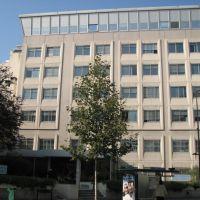 Aubervilliers - Hôpital Européen de la Roseraie 1, Обервилье
