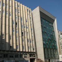 ubervilliers - Policlinique  et Hôpital de la Roseraie, Обервилье