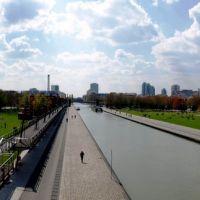 Panorama Parc de la Villette, Обервилье