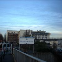 Bondy : Centre Hospitalier Universitaire Jean-verdier, Ольни-су-Буа