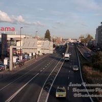 RN3 Avenue du général galliéni, Пантин