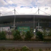 Stade de France..., Сен-Дени