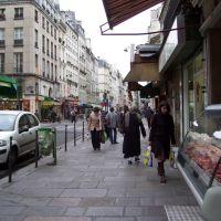 Paris, (Rue Strasbourg Saint Denis), Сен-Дени