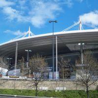 stadium, Сен-Дени
