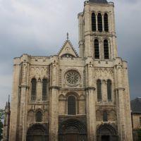 Basilique Royale de Saint-Denis (93) - Style gothique - Nécropole des Rois de France, Сен-Дени