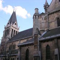 léglise Saint Denys dEstrée, Сен-Дени