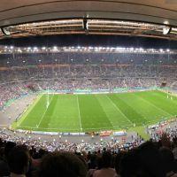 Stade de France (S15), Сен-Дени