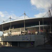 Saint-Denis: Stade de France, Сен-Дени