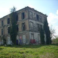 Saint-Denis : abandoned 3  dedicated to Roland, Сен-Дени