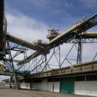 Portiques de chargement des silos, Гавр